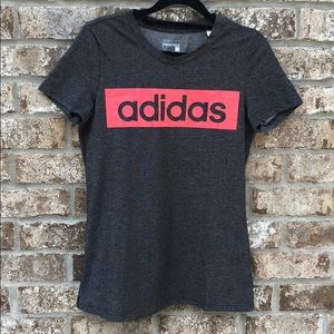 Adidas women's climalite t shirt